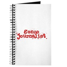 Gonzo Journalist Journal