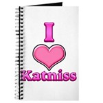 I Heart Katniss 1 Journal