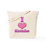 I Heart Katniss 1 Tote Bag