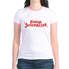 Gonzo Journalist T