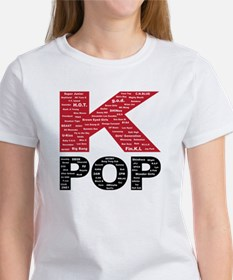 KPOP Artists Women's T-Shirt