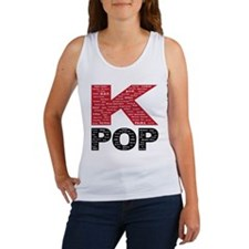 KPOP Artists Women's Tank Top
