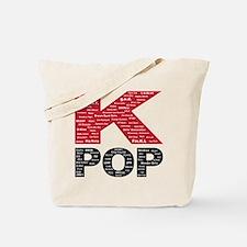KPOP Artists Tote Bag