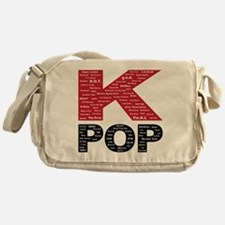 KPOP Artists Messenger Bag