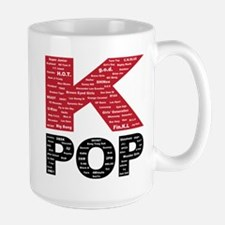 KPOP Artists Mug