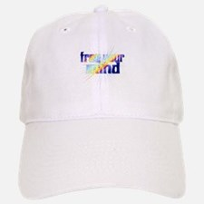 Free Your Mind Baseball Baseball Cap