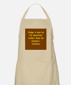 victor hugo quote Apron