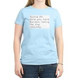 Auntie em Women's Light T-Shirt