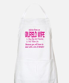 Advice from an Oilfield Wife Apron
