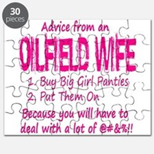 Advice from an Oilfield Wife Puzzle