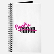 Canon/Fanfic Journal