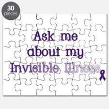 Invisible Illness - Lupus Puzzle