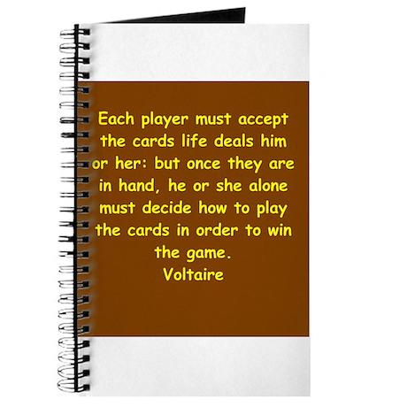 victor hugo quote Journal