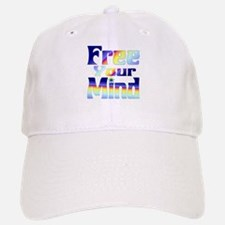 FREE Your Mind! Baseball Baseball Cap