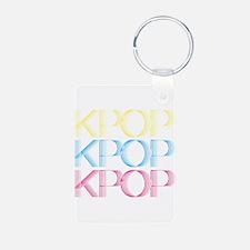 KPOP Neon Keychains