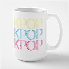 KPOP Neon Large Mug