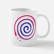 bi spiral Mug