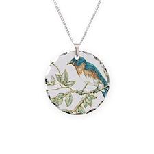 """EASTERN BLUEBIRD"" Necklace"