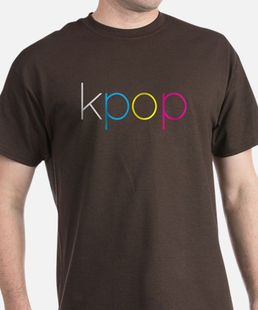 KPOP Simple T-Shirt
