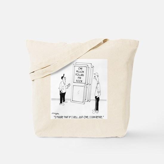 Million Dollar Door Tote Bag