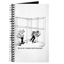 Toughest Inspector Around Journal