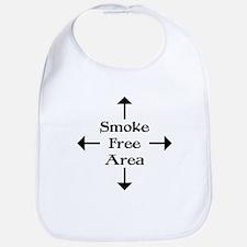 Smoke Free Area Bib