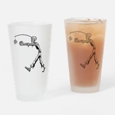 Perpetual Zombie Drinking Glass