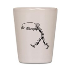 Perpetual Zombie Shot Glass