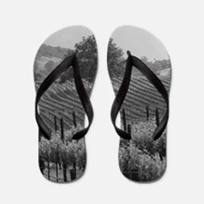 Wine Country Spa Flip Flops
