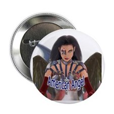 American Angel Button