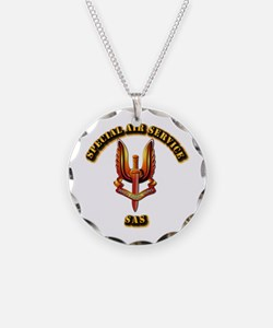 UK - Special Air Service Necklace