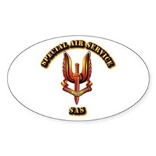 UK - Special Air Service Decal