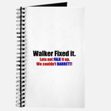 Unique Scott walker Journal