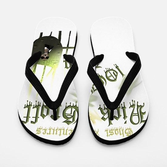 Ghost Adventures Flip Flops