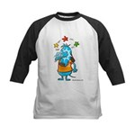 Doggy Kids Baseball Jersey