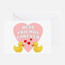 Best Friends Forever Greeting Cards (Pk of 10)