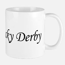 The Kentucky Derby Mug