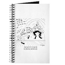 Nail Machine Gun Journal