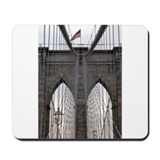 Brooklyn Bridge: No.6 Mousepad