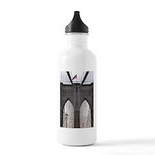 Brooklyn Bridge: No.6 Water Bottle