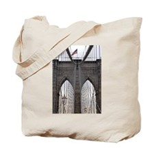 Brooklyn Bridge: No.6 Tote Bag