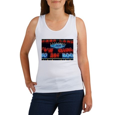 Old Times Sq. Women's Tank Top