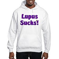 Lupus Sucks! Hoodie