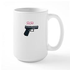 5150 Gun Mug