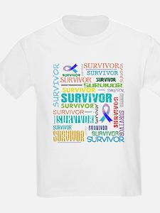 Survivor Cancer T-Shirt