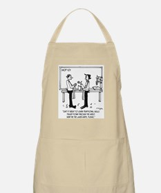 Traditional Skills Passed Down Apron