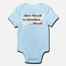 Austin Powers Infant Bodysuit
