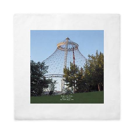 Spokane Riverfront Pavilion Queen Duvet