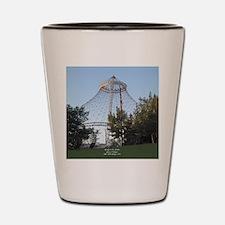 Spokane Riverfront Pavilion Shot Glass