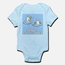 Shake A Tail Feather Infant Creeper